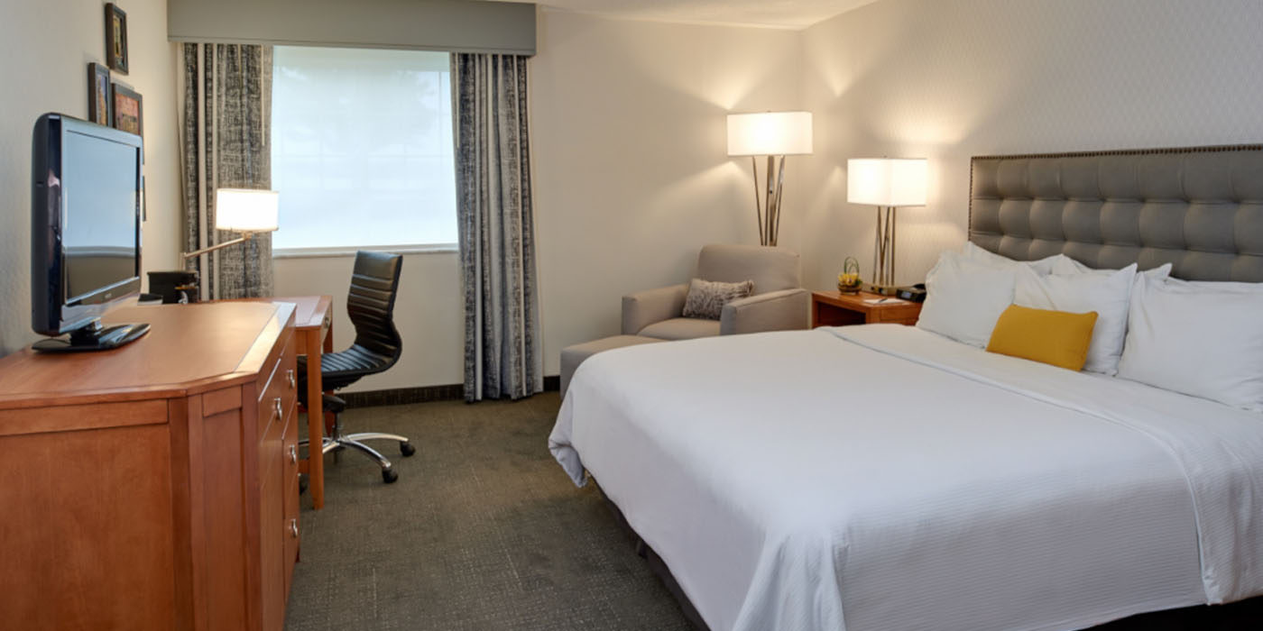 Kensington Hotel Newley Renovated Guest Rooms