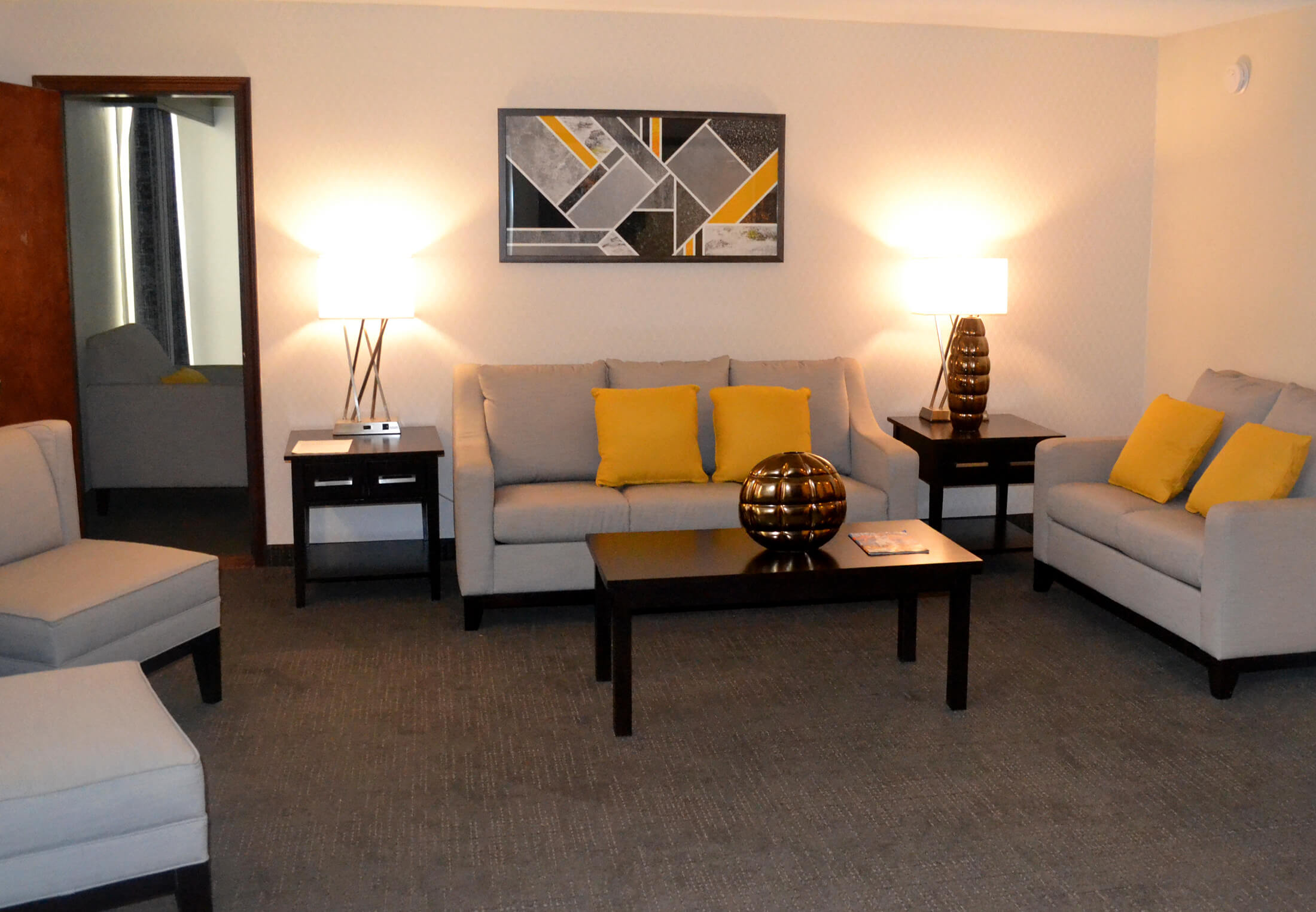 Kensington Hotel Renovated Suites Ann Arbor Michigan