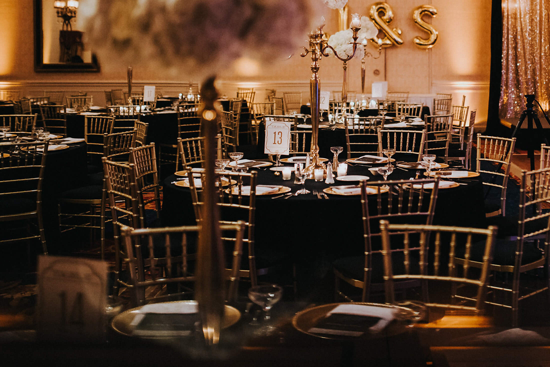 Wedding ceremonies and receptions at The Kensington Hotel